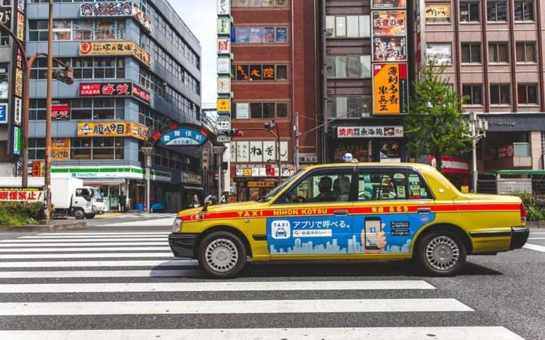Sharing Economy แชร์ค่ารถตามสไตล์แจเปน
