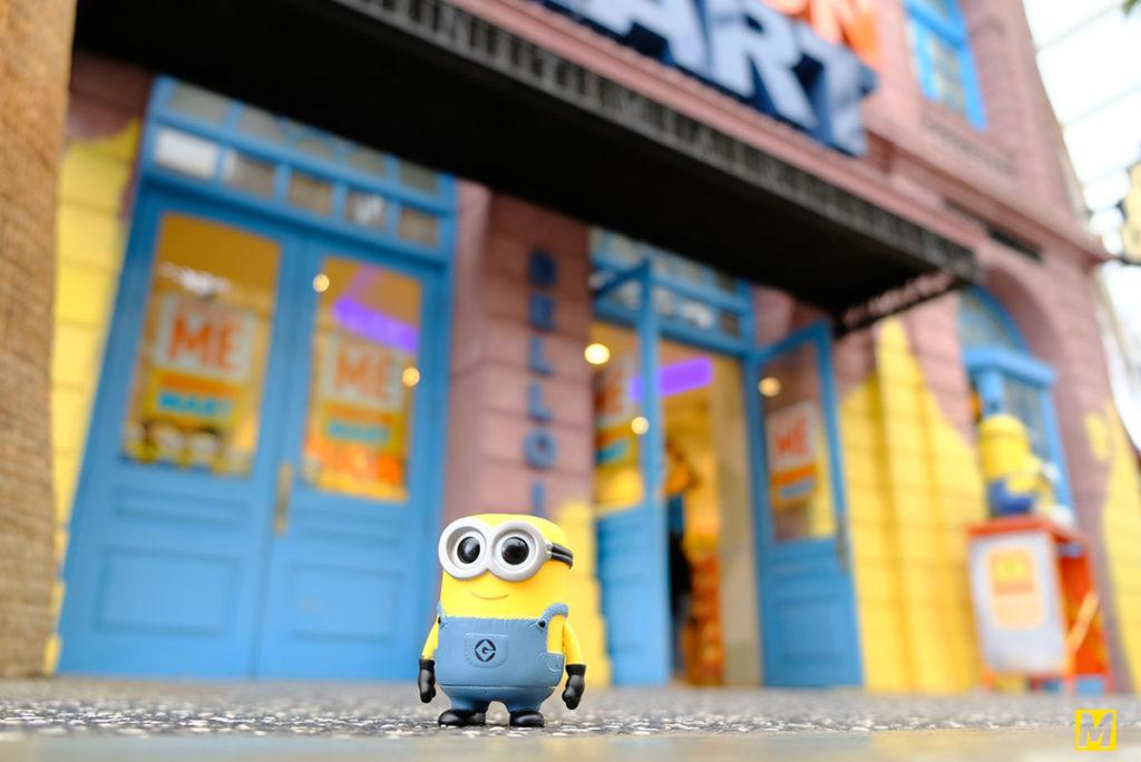 ร้าน Minion Mart มินเนี่ยนในยูนิเวอร์แซล สิงคโปร์ มีอะไรน่าซื้อบ้าง ?