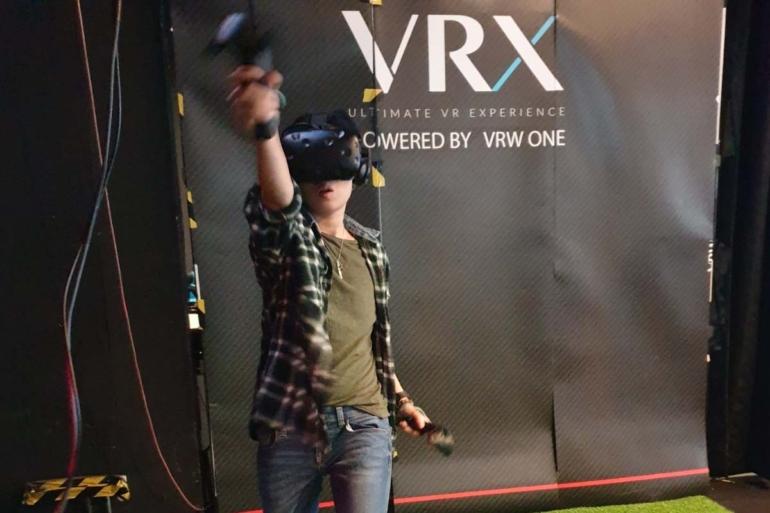 ร้านเกม VRX สยาม รีวิว Arizona Sunshine เกมซอมบี้ Only !