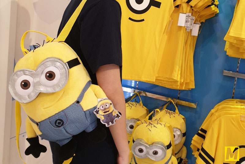 รีวิวร้าน Minion Mart มินเนี่ยน Universal Singapore