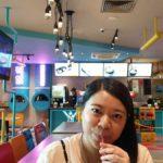 Review ไก่ทอดเกาหลี Jinjja Chicken สนามบินชางฮี Terminal 2
