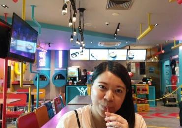 รีวิว ไก่ทอด Jinjja Chicken สนามบินชางฮี