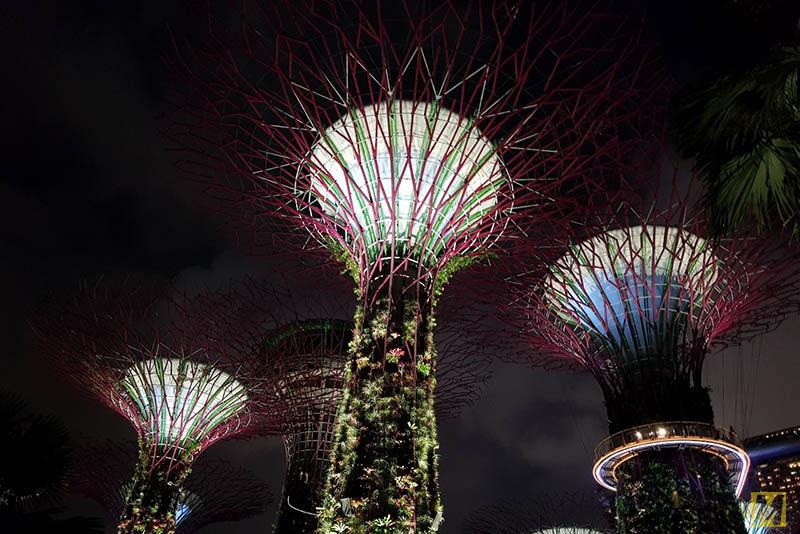 เที่ยวสิงคโปร์ 4 วัน 3 คืน 2019 ด้วยตัวเอง ช่วงซ้อมวันชาติ